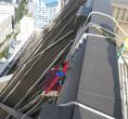 U S Bank roof top sealant 006