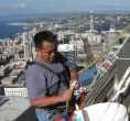 U S Bank roof top sealant 074