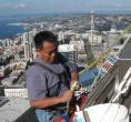 U S Bank roof top sealant 074