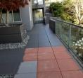 Common Area paver progress paint