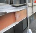 framing repair progress